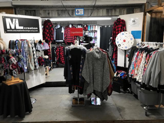Vêtements MLcreation Trois-Rivières Ulocal produit local achat local