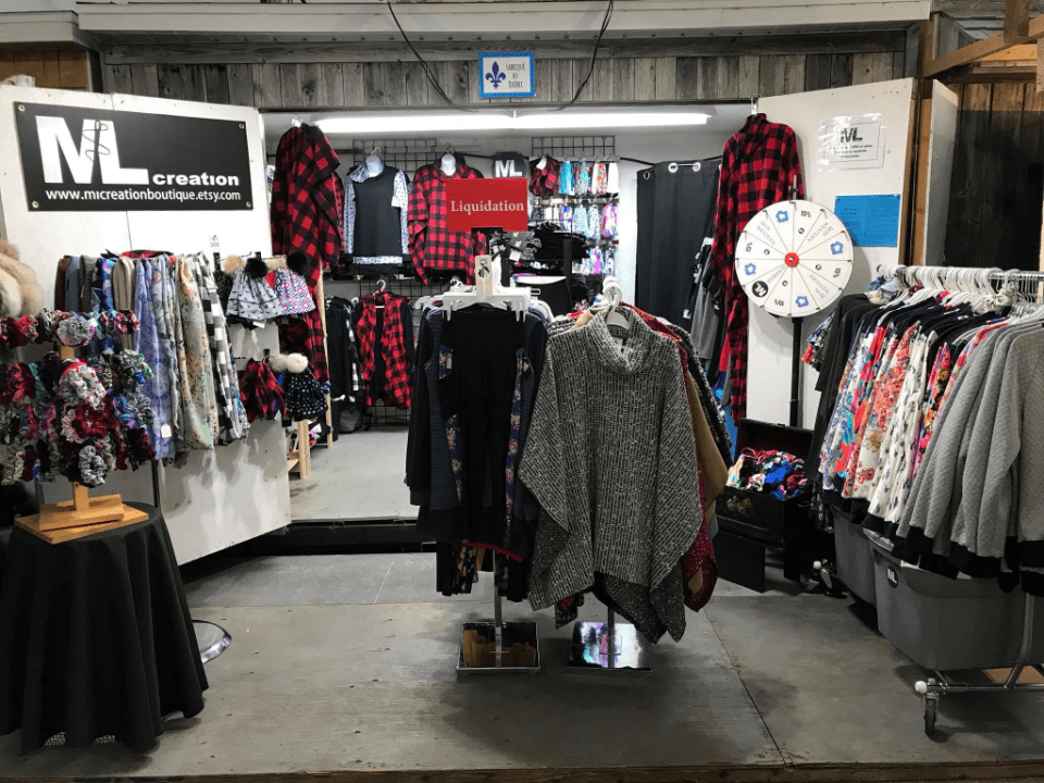 Clothings MLcreation Trois-Rivières Ulocal local product local purchase