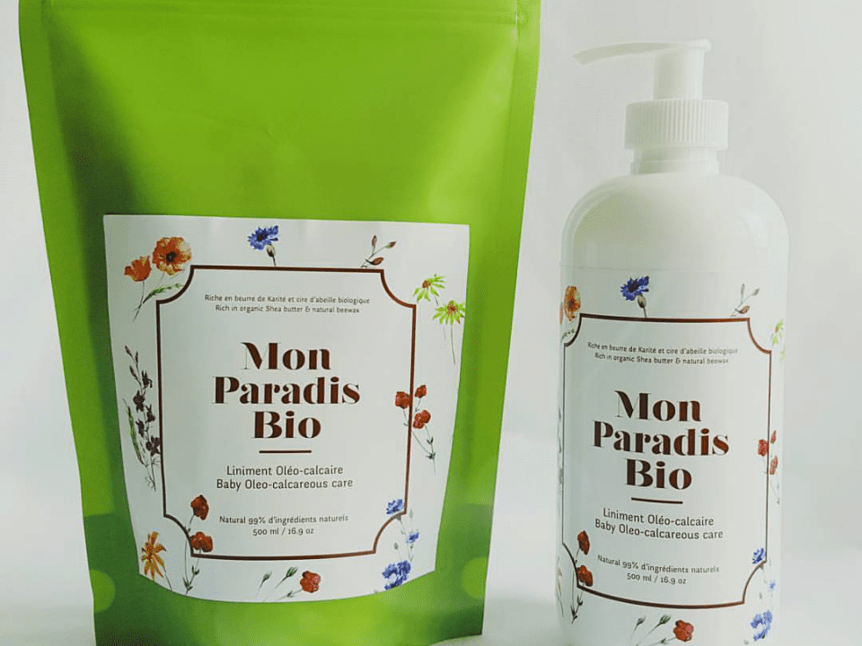 Cosmétics Mon Paradis Bio Montréal Ulocal local product local purchase