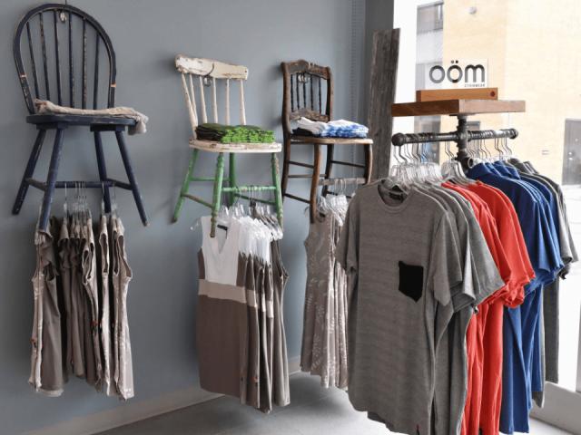 Boutique vêtements homme et femme OÖM Ethikwear Saint-Jean-sur-Richelieu Ulocal achat local produit local