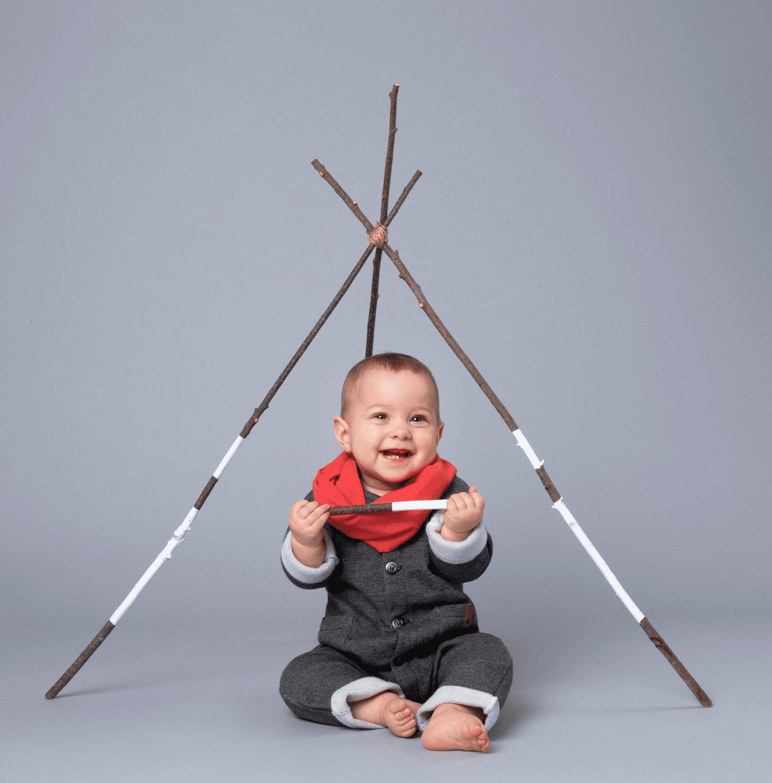 Baby clothings Pas Peur Du Noir Montréal Ulocal local product local purchase