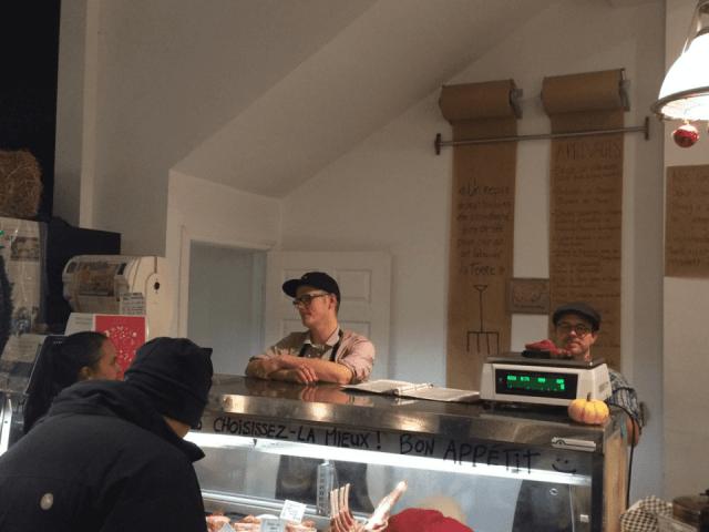 Boucherie Pascal le boucher Montréal Ulocal produit local achat local