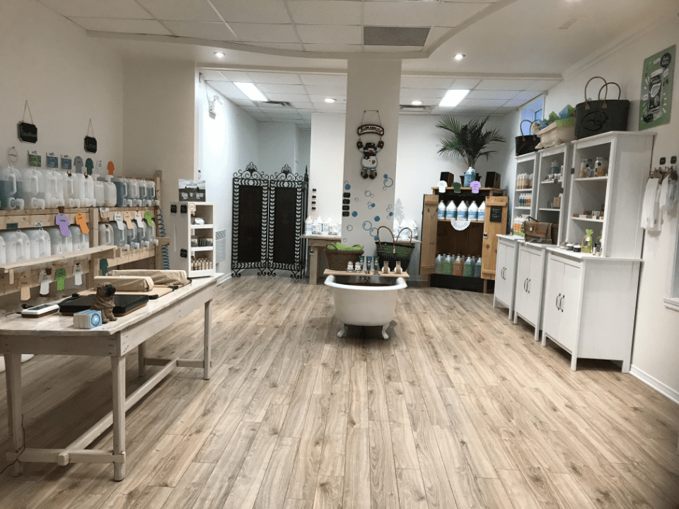 Boutiques Soaps Vrac et Vert Chambly Ulocal local product local purchase