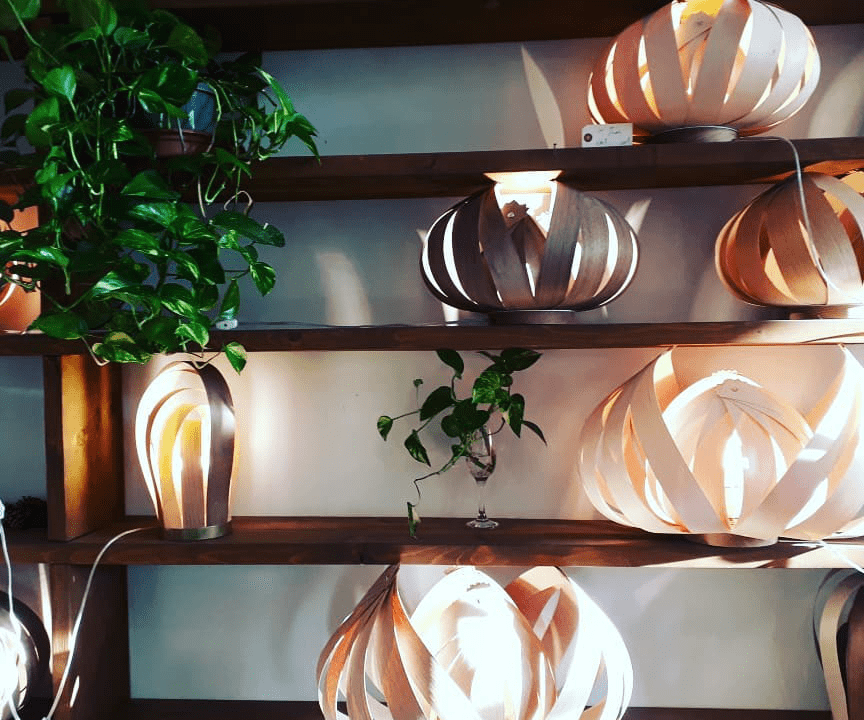 Green lighting shop Atelier Cocotte Montreal Ulocal local product local purchase