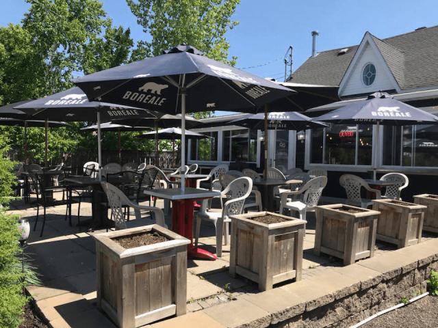 Restaurant Bistro Chouette Mansonville Ulocal produit local achat local