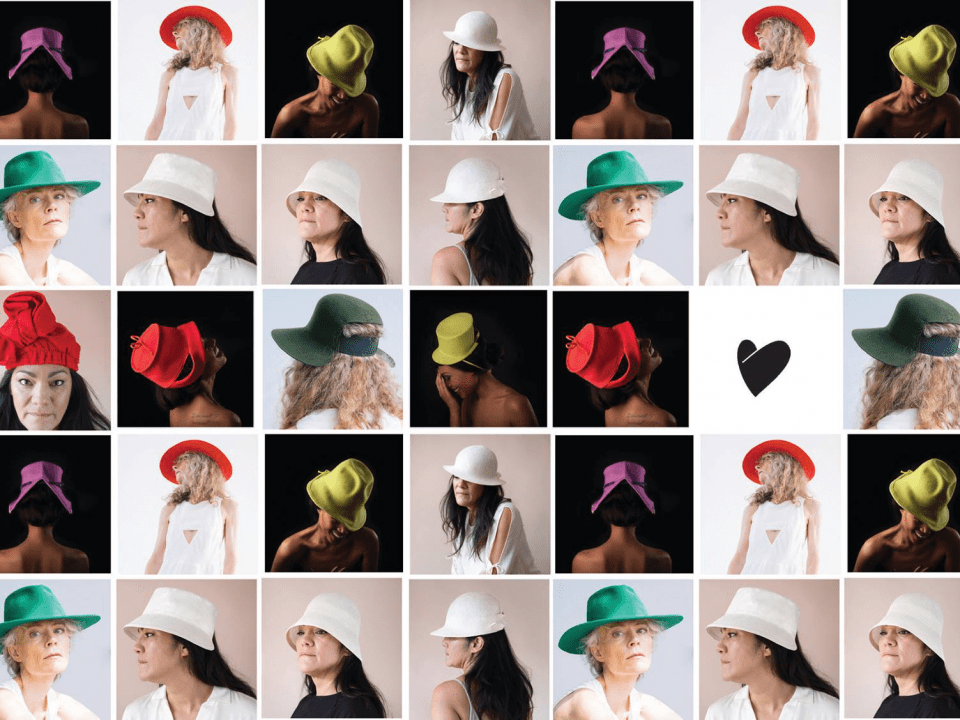 Camille Côté Hat Clothing Montreal Ulocal Side Local Product Local Purchase