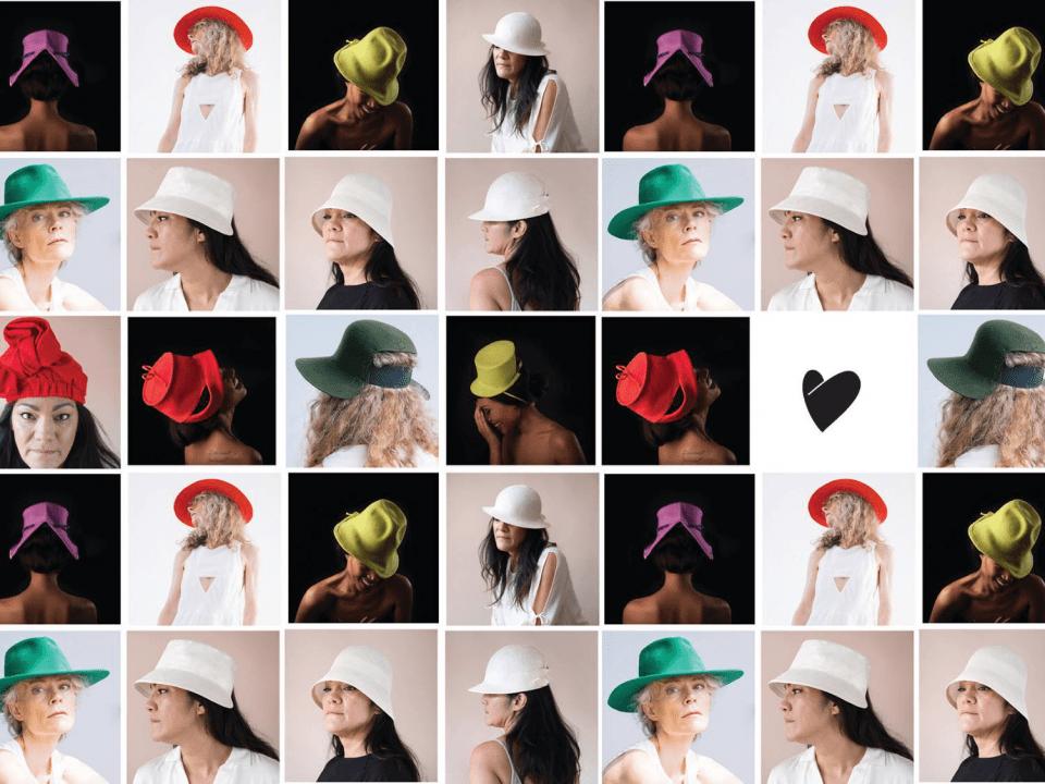 Vêtements chapeau Camille Côté Montréal Ulocal produit local achat local