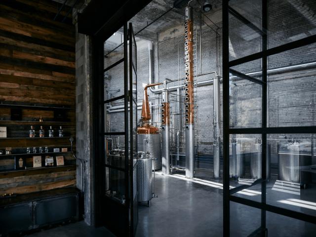 Alcool Spiritueux Cirka Distilleries Montréal Ulocal produit local achat local