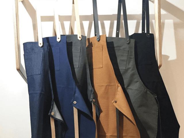 Vêtements Tabliers Dahl's Montréal Ulocal produit local achat local