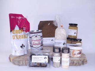 Alimentation Érablière la Coulée Suisse Frelighsburg Ulocal produit local achat local