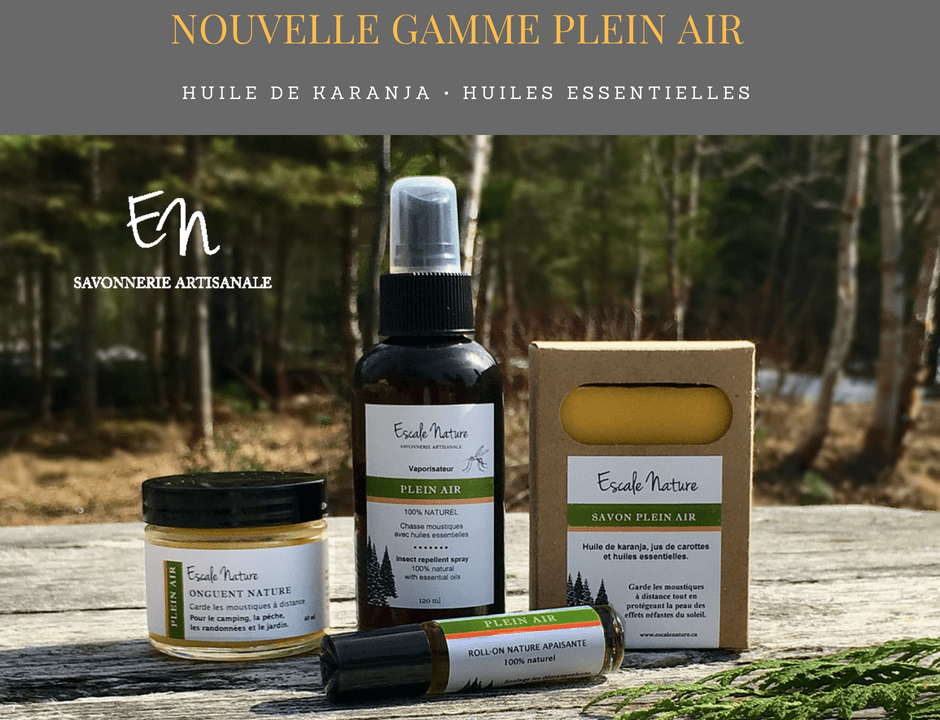 Artisans Cosmetics Savonnerie Escale Nature Saint-Pamphile Ulocal local product local purchase