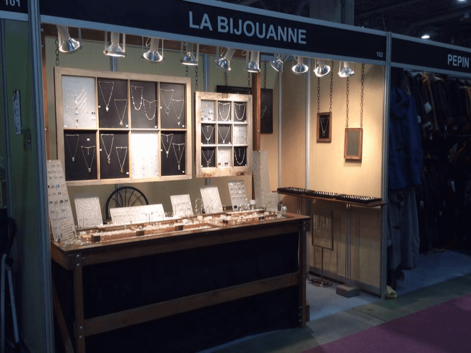 Jewelry and accessories La Bijouanne Val-David Ulocal local product local purchase