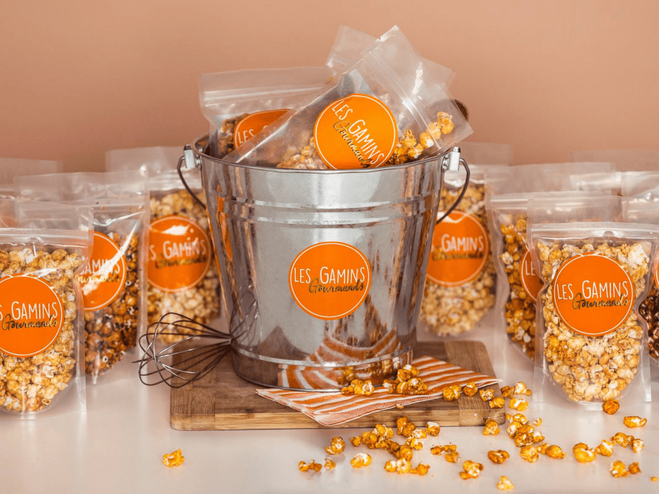 Popcorn Food Les Gamins Gourmands Montreal Ulocal local product local purchase