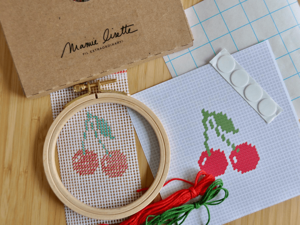 Clothing Embroidery activities Grandma Lisette Montreal Ulocal local product local purchase