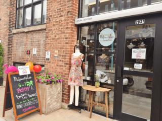 Boutique Vêtements pour femme Metamorphose Montréal Ulocal produit local achat local