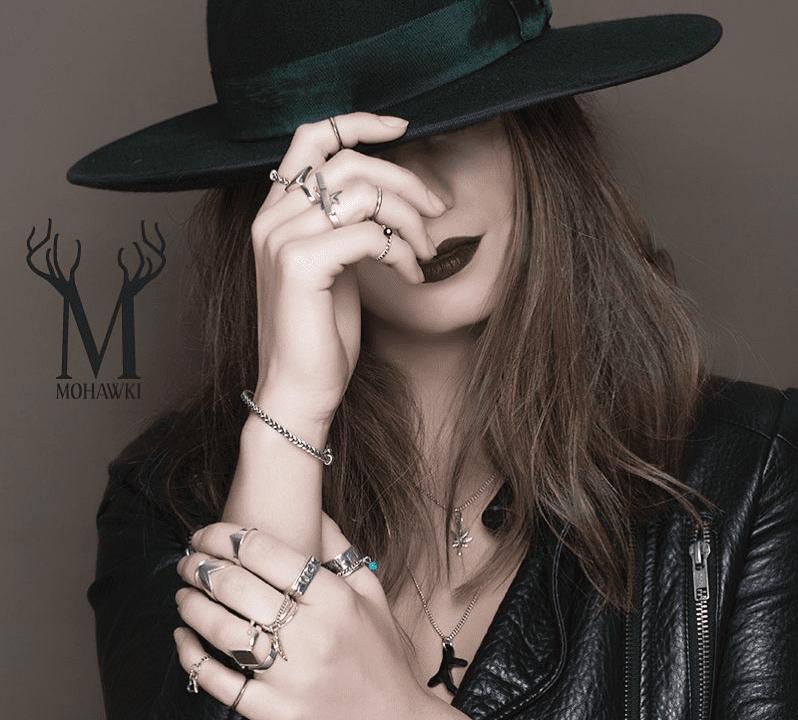 Bijoux et accessoires Bijoux Mohawki Montréal Ulocal produit local achat local