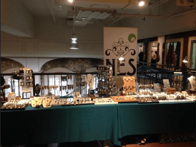 Bijoux et accessoires Nes Montréal bijoux Montréal Ulocal produit local achat local