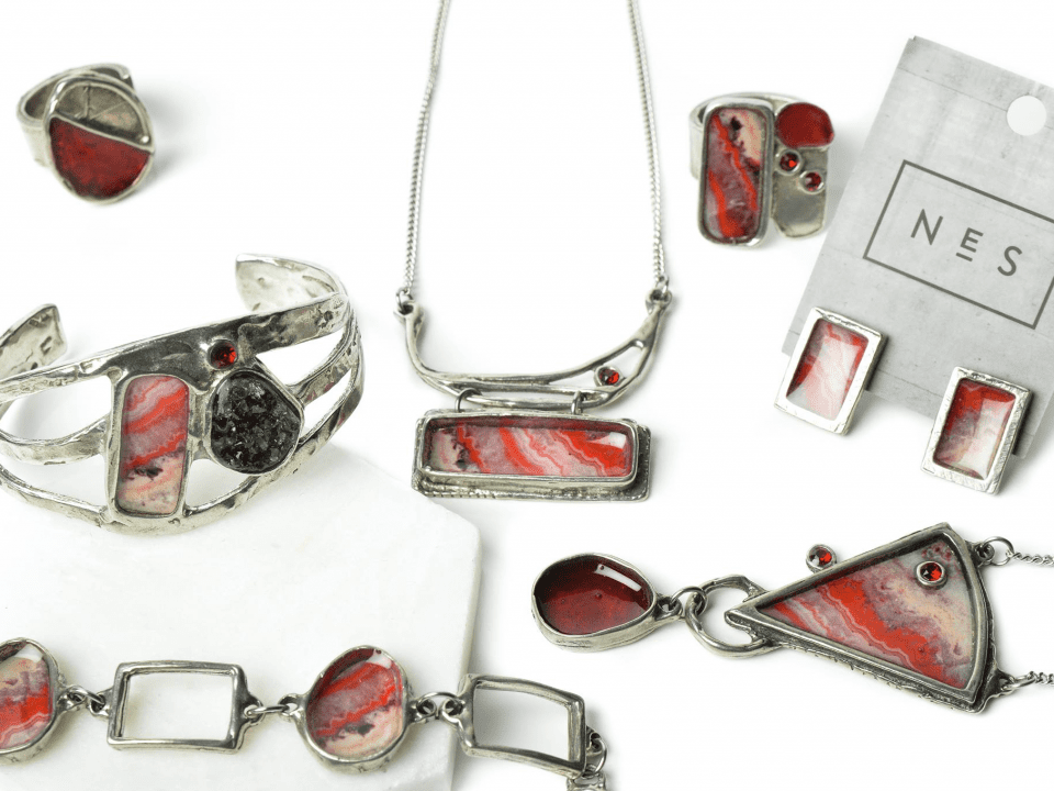 Jewelry and accessories Nes Montreal jewelery Montreal Ulocal local product local purchase