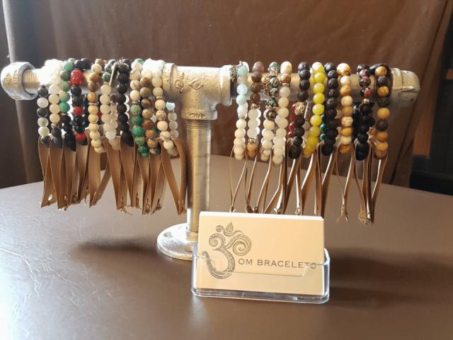 Bijoux et accessoires OM Bracelets Pointe-Claire Ulocal produit local achat local