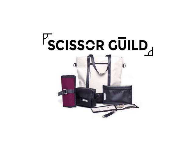 BIjoux et accessoires sacs bagages Scissor Guild Montréal Ulocal produit local achat local