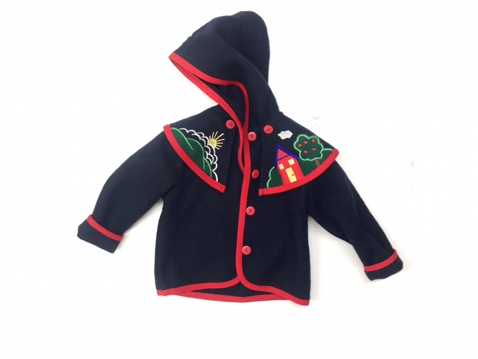 Children's clothing handmade Super Symphony Montreal Ulocal local product local purchase