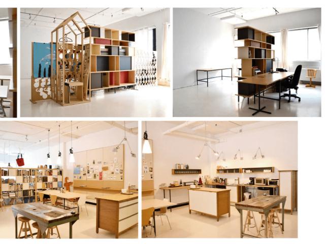 Décoration intérieure TOMA Objects Montréal Ulocal produit local achat local