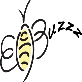 Beekeeping logo Buzzz Honey Products Curran Ulocal local product local purchase