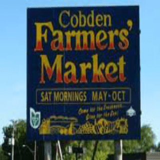 farmers market logo Cobden Farmer's Market Cobden Ulocal local product local purchase