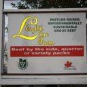 vente viande logo Eighth Line Farm Athens Ulocal produit local achat local