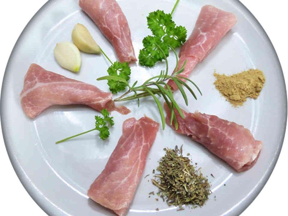 Vente de viande assiette veau Ferme Céline Tremblay Blue Sea Ulocal produit local achat local