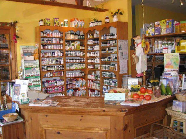 Boutique boutique produits naturels Ferme Dagenais Embrun Ulocal produit local achat local