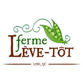 Fermier famille logo Ferme Lève-tôt Low Ulocal produit local achat local