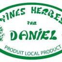 Marché de fruits légumes logo Les fines herbes de Daniel Saint-François de l'Ile d'Orléans Ulocal produit local achat local