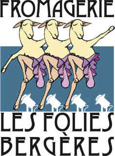 Cheese factories logo Fromagerie les Folies Bergères Thurso Ulocal local product local purchase