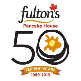 Sugar shack logo Fulton's Pancake House Pakenham Ulocal local product local purchase