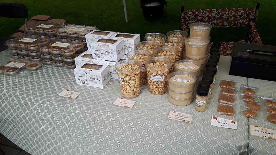 Cabane à sucre produits de l'érable Garland Sugar Shack Vars Ulocal produit local achat local