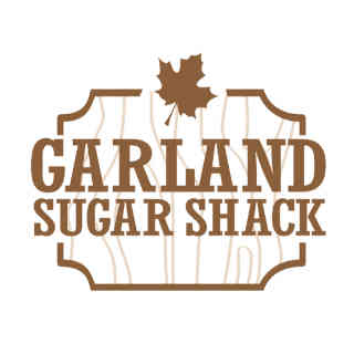 Cabane à sucre logo Garland Sugar Shack Vars Ulocal produit local achat local