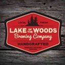 Microbrasserie logo Lake of the Woods Brewing Co Kenora Ulocal produit local achat local