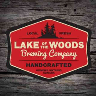 Microbrewery logo Lake of the Woods Brewing Co Kenora Ulocal local product local purchase