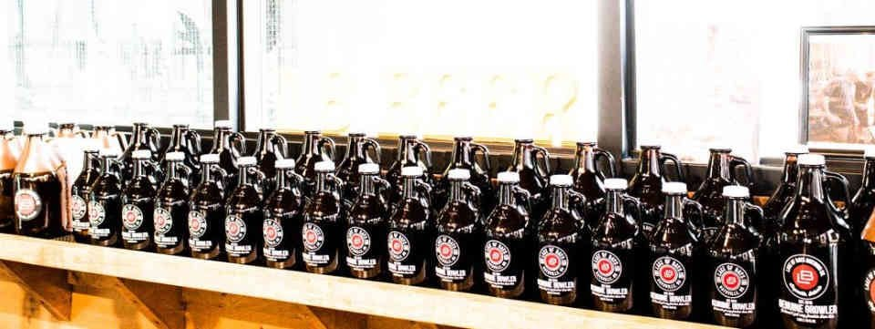 Microbrasserie bières Lake of Bays Brewery Baysville Ulocal produit local achat local