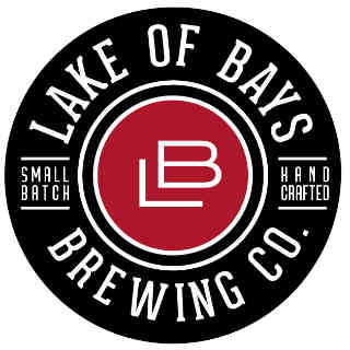 Microbrewery logo Lake of Bays Brewery Baysville Ulocal local product local purchase