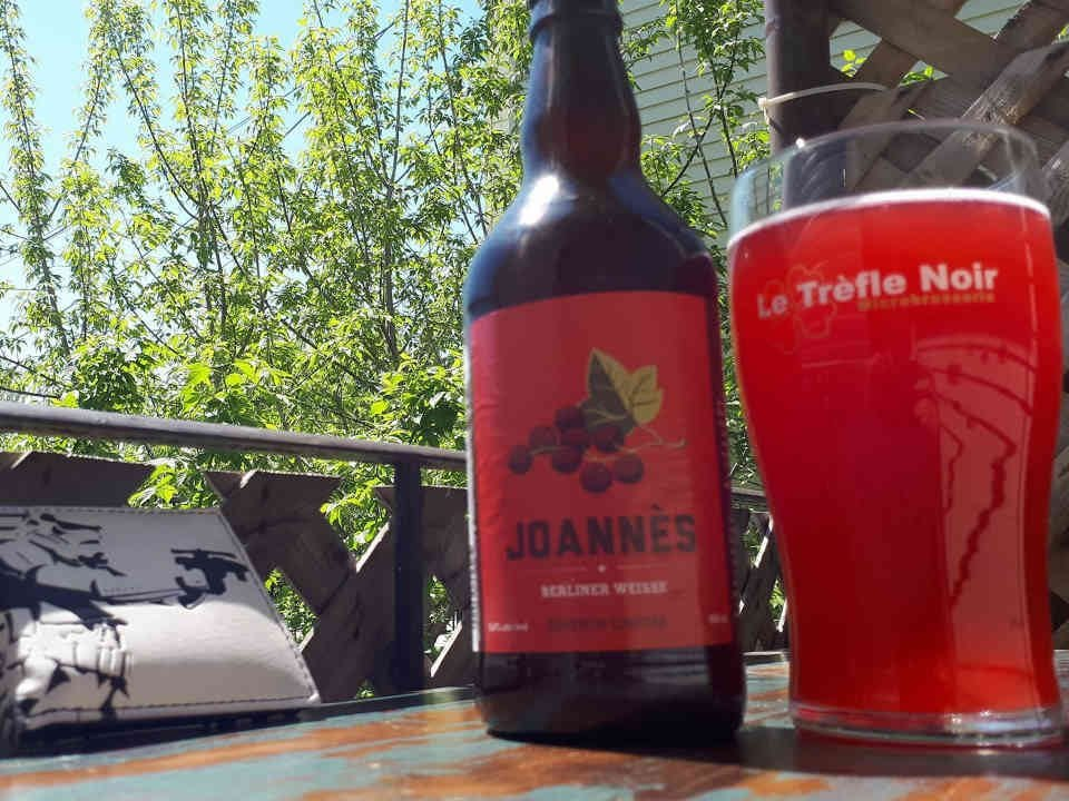 Microbrewery beers Trèfle Noir Rouyn-Noranda Ulocal local product local purchase