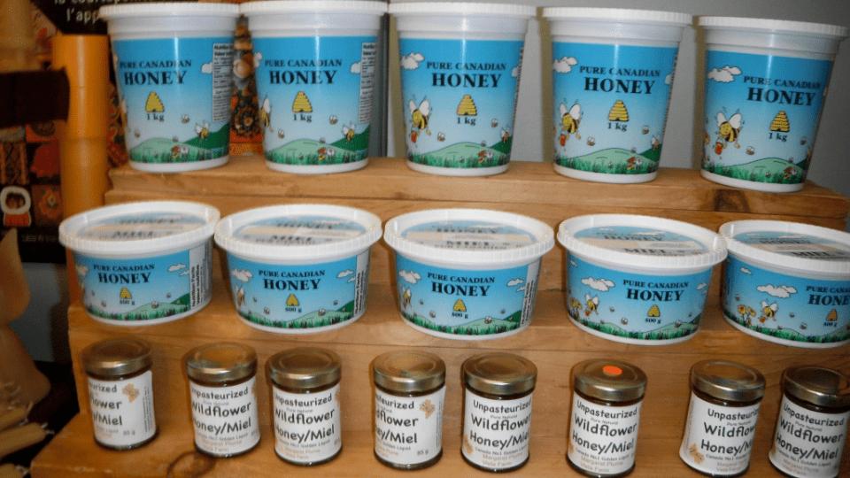 market honey jar Brockville Farmers Market Brockville Ulocal local product local purchase