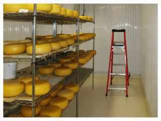 fromagerie fromages Bushgarden Farm Elgin Ulocal produit local achat local
