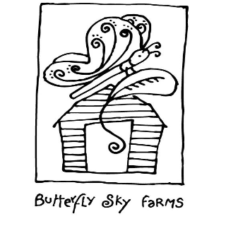 farmer logo Butterfly Sky Farms Kemptville Ulocal local product local purchase