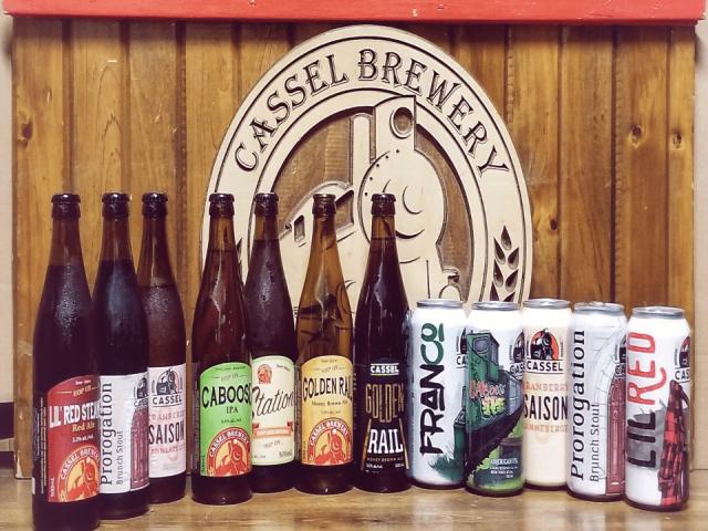 microbrasserie bières Cassel microbrasserie Casselman Ulocal produit local achat local