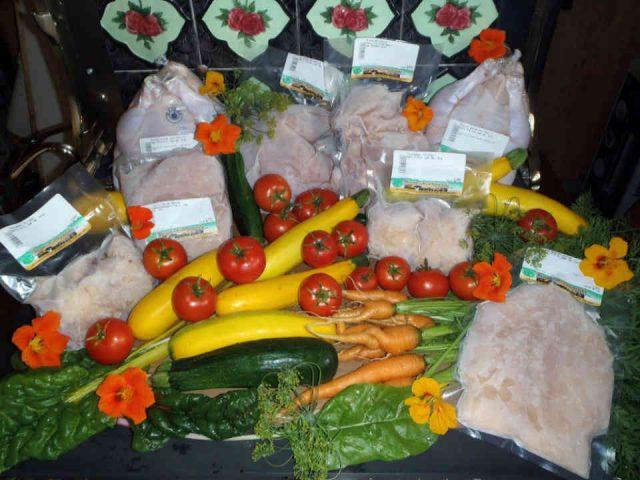 Fermiers de famille fruits et légumes bio Ferme Le Crépuscule Yamachiche Ulocal produit local achat local