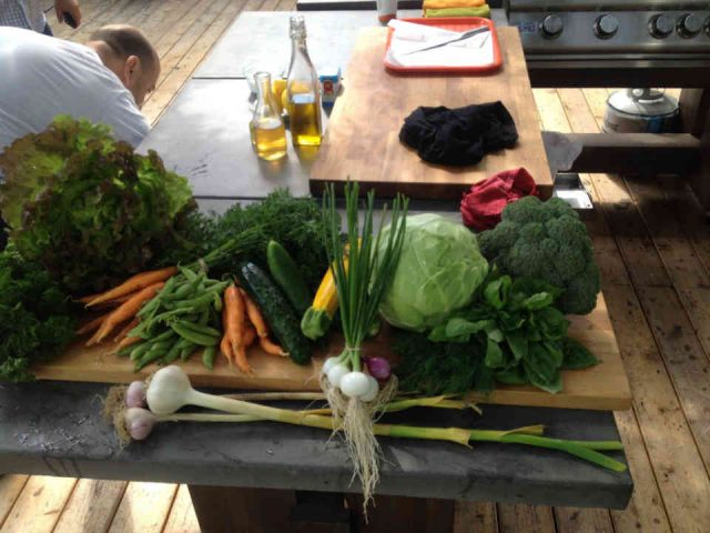 Fermiers de famille paniers bio fruits et légumes Ferme Labonté et filles Dosquet Ulocal produit local achat local