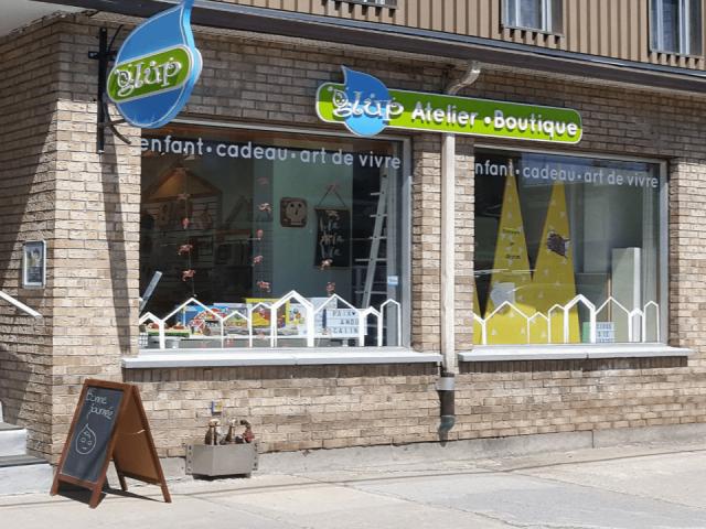 Articles de bébés Glup Atelier-Boutique Montréal Ulocal produit local achat local