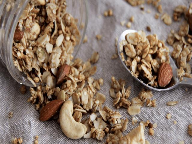 Alimentation Mélange de Noix Végan Bio Granolust Montréal Ulocal produit local achat local